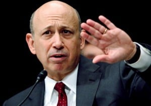 How much money is Lloyd Blankfein worth?