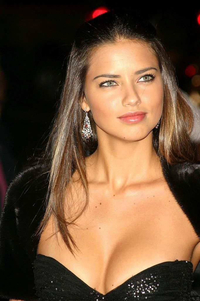 How much is super model Adriana Lima worth?