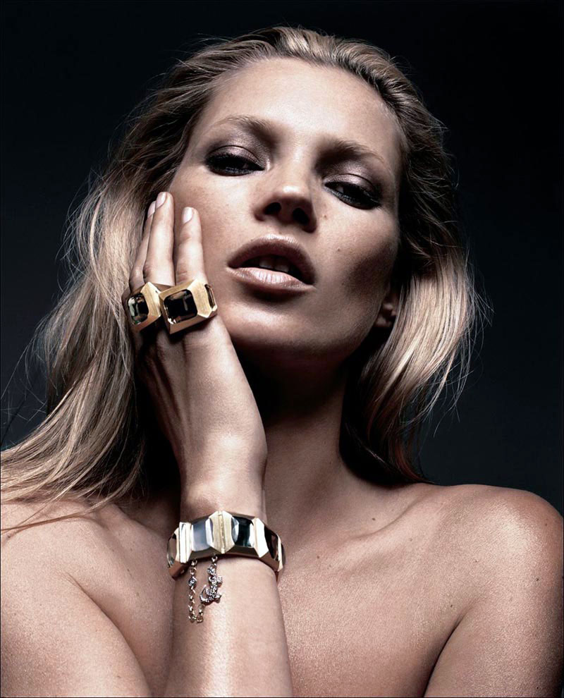 How much money is Kate Moss worth?