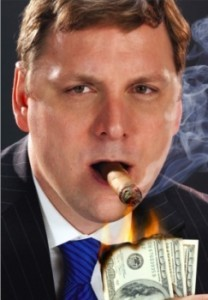 How much money is Michael Arrington worth?