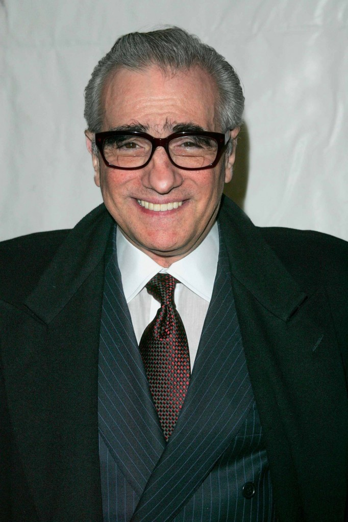 How much is Martin Scorsese worth?