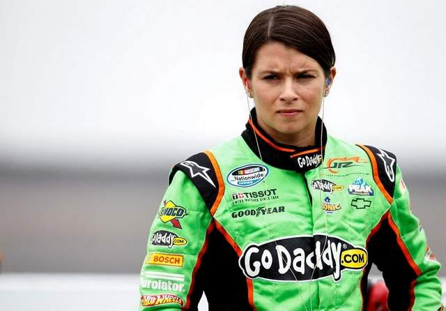 Danica Patrick made some noise at the Daytona 500