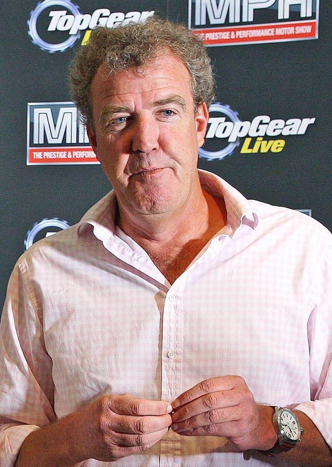 Jeremy Clarkson salary