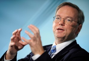 How much is Eric Schmidt Net Worth and Salary