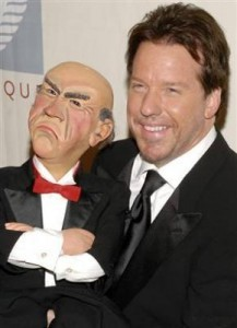 How much money is Jeff Dunham worth?