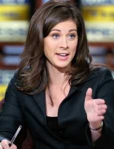 How much is Erin Burnett worth?