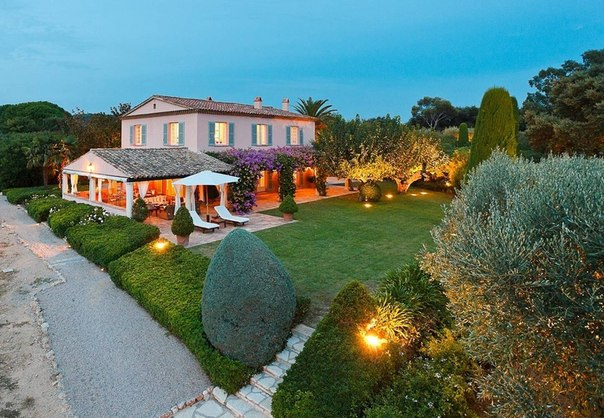 Sonja Morgan St. Tropez French Chateau