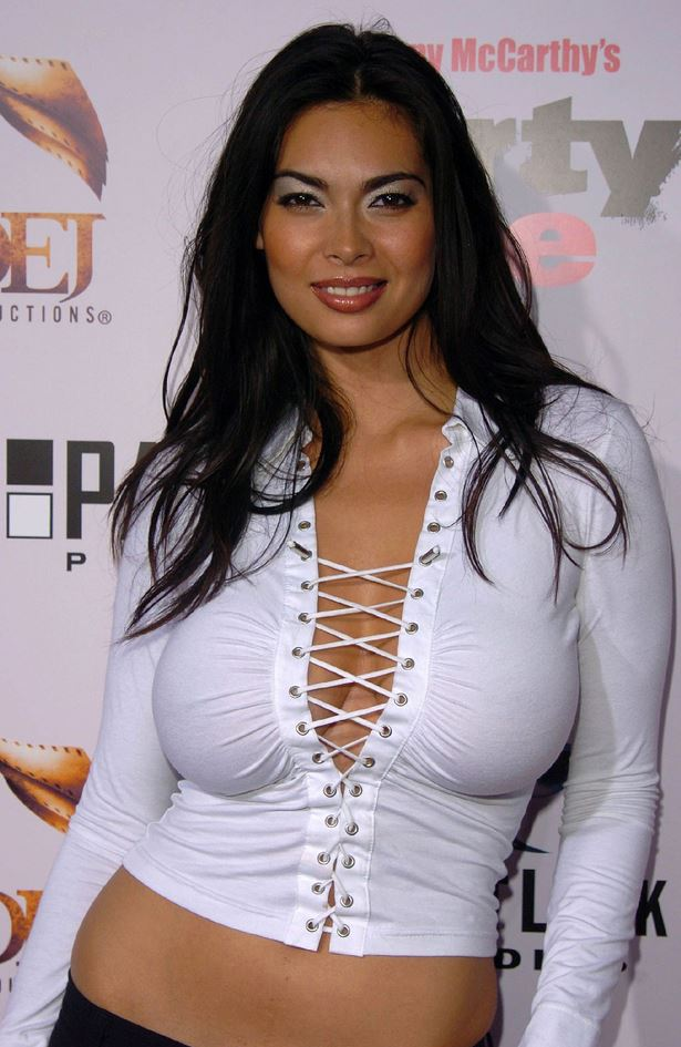 Tera Patrick boobs