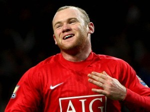 How much is Wayne Rooney's annual salary?