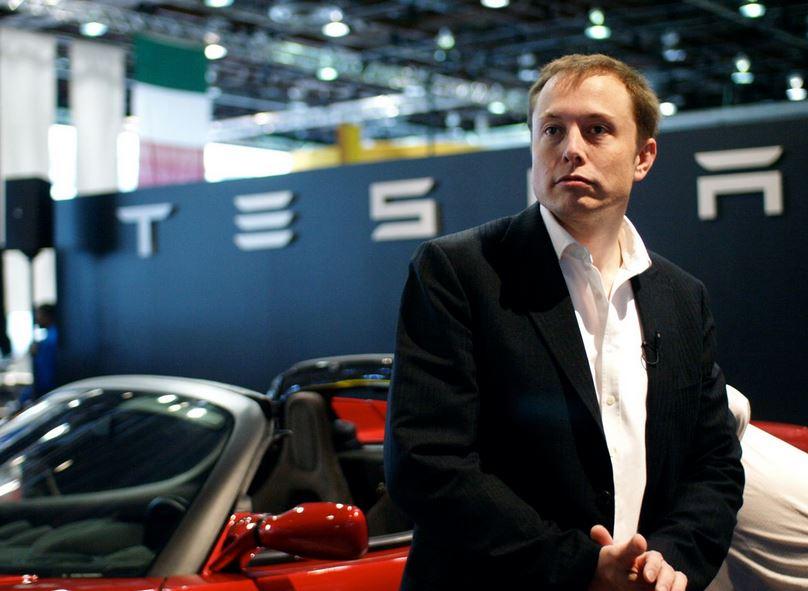 Elon Musk Salary