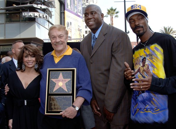 Jerry Buss Net Worth