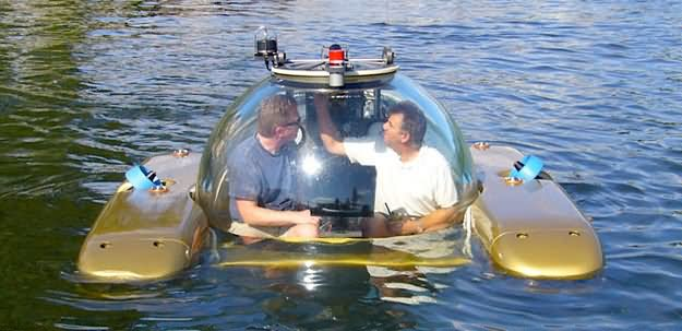 Personal Submarine