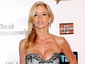How much is Camille Grammer Net Worth