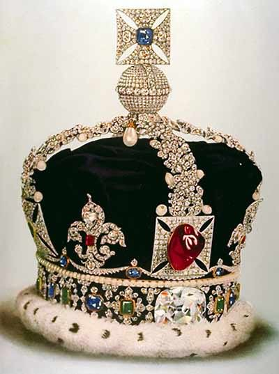 England Crown Jewels