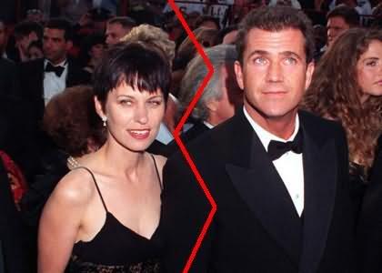 Mel Gibson Divorce