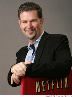 How much is Netflix founder Reed Hastings worth