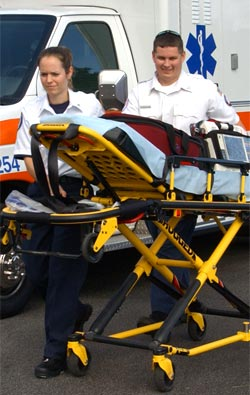 nsw emergency medical technichian guidelines