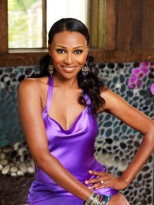 How much is Cynthia Bailey worth?