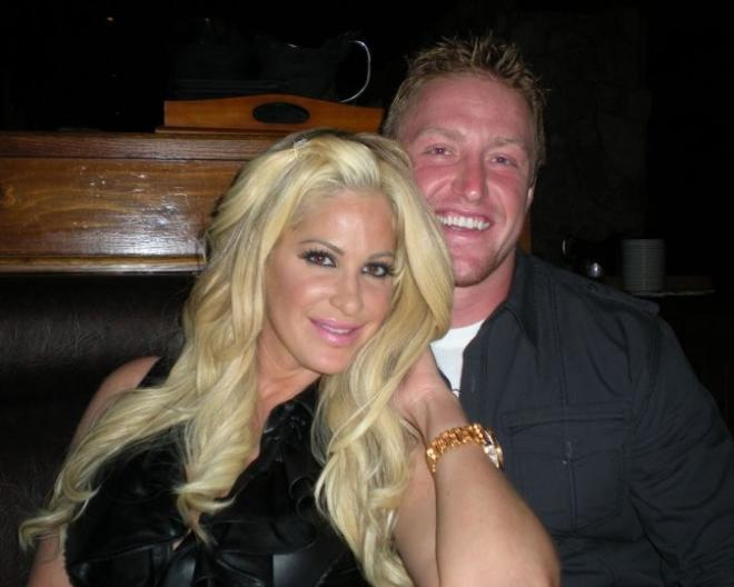 Kroy Biermann and Km Zolciak