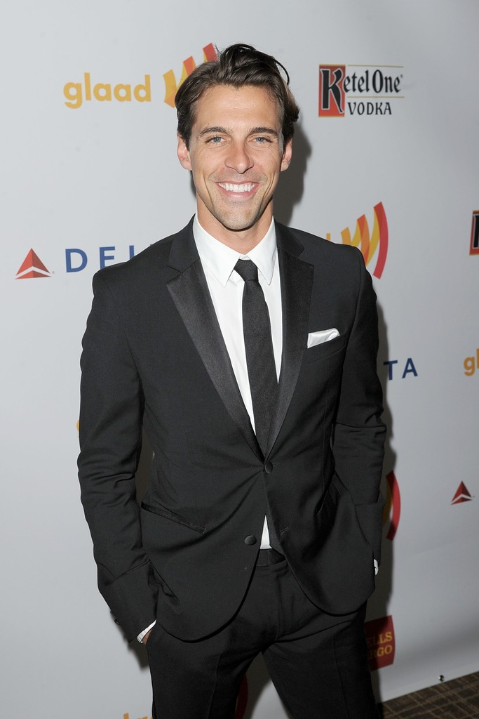 Madison Hildebrand suit and tie