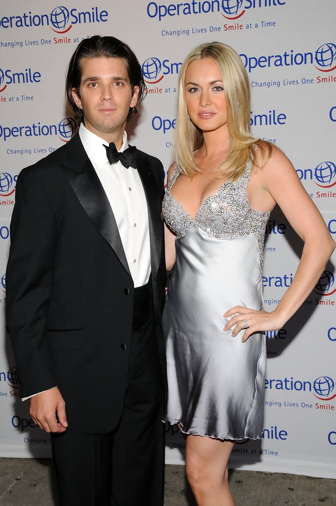 Donald Trump Jr wife