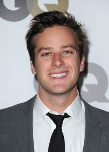 How much money does Armie Hammer have?