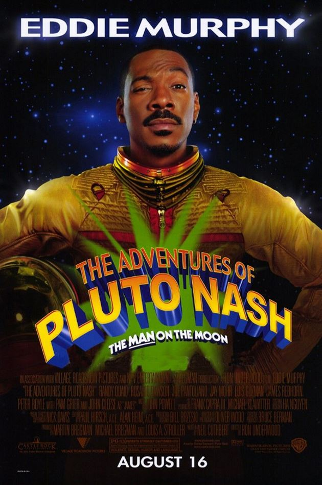 Adventures of Pluto Nash