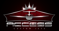 Access Custom Jets Logo