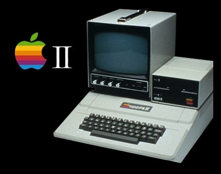 Apple II Personal Computer