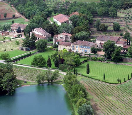 Brad Pitt and Angelina Jolie's French Estate