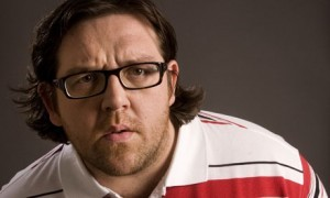 How much is Nick Frost worth?