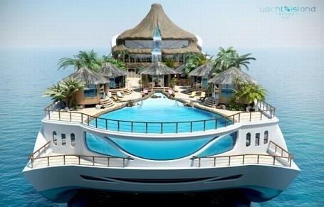 Tropical Island Paradise Yacht Tour