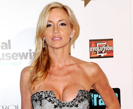 Camille Grammer from The Real Housewives of Beverly Hills