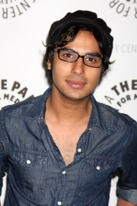 How much does Kunal Nayyar make?
