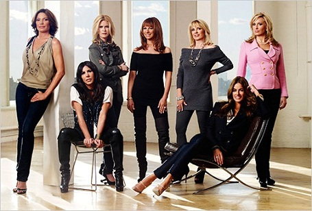 cast of The Real Housewives of New York City