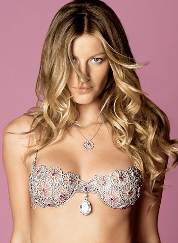 Gisele Bundchen is a famous former Victoria's Secret Angel and model