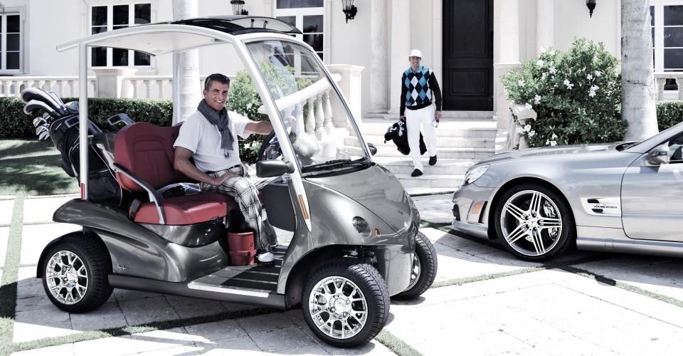 20k Golf Cart Will Make Your Rich Friends Jealous