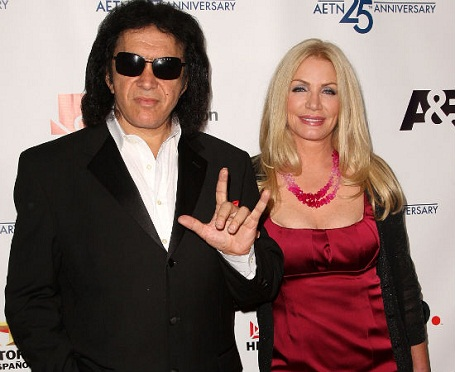 Gene Simmons and Shannon Tweed Finally Married 