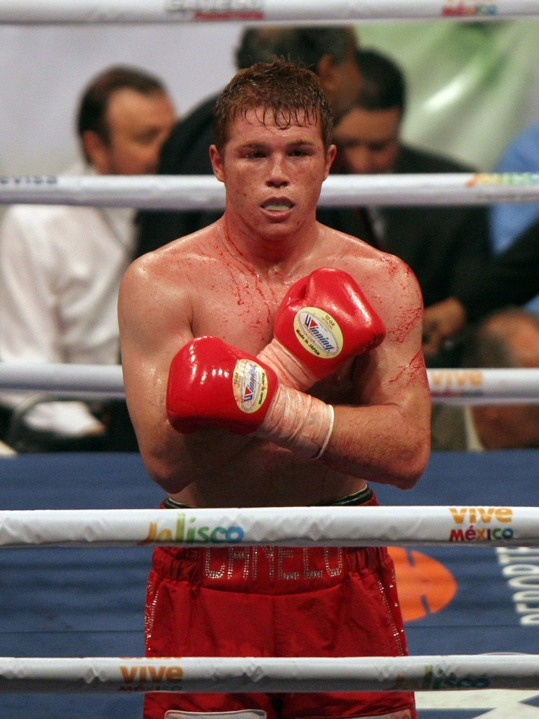 How much isSaul Alvarez worth?