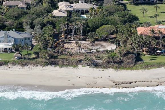 Elin Nordegren House demolished