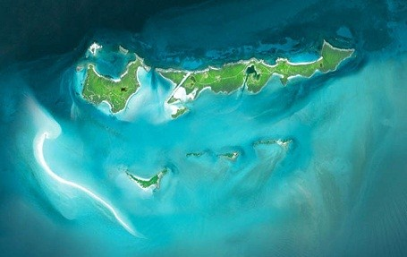 David Copperfield's collection of private islands in the Bahamas