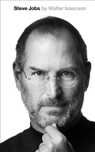 Walter Isaacson's biography of Steve Jobs is set to be made into a feature film