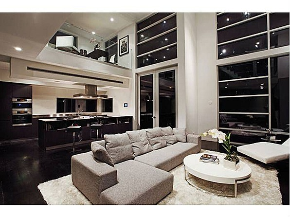 Chris Brown 39 S Home Ultra Modern Hollywood Hills Pad Celebrity Net Worth