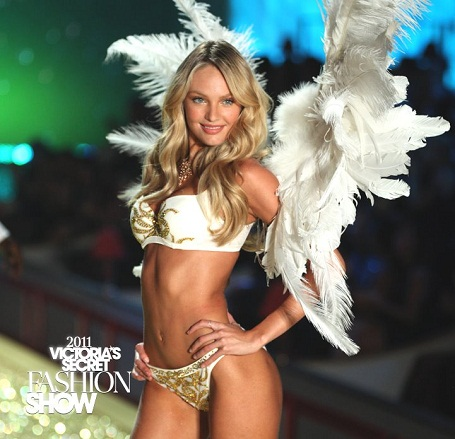 Candice Swanpoel, Victoria's Secret Angel