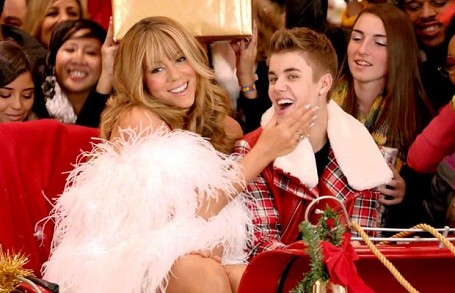 "Justin Bieber's ""Under the Mistletoe"" Christmas album has sold over 2 million copies."