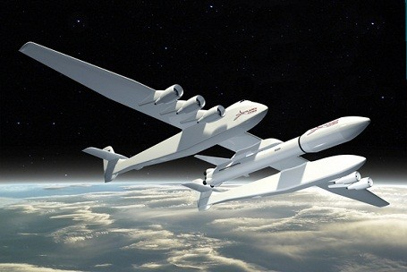 Paul Allen's commercial space program: The Stratolaunch