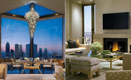 The 10 most expensive hotel rooms on earth celebrity net for Most expensive hotel room in the world