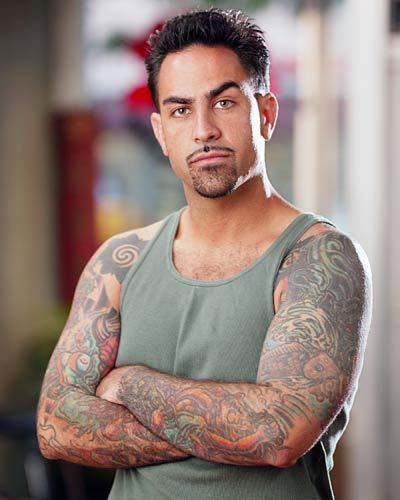 Chris nunez net worth celebrity net worth for Dave navarro tattoo work