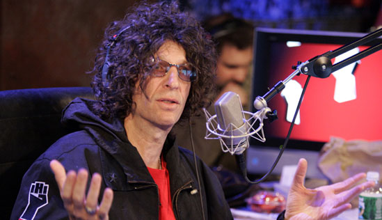 What is Howard Stern's Salary