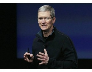 How much is Apple CEO Tim Cook worth?
